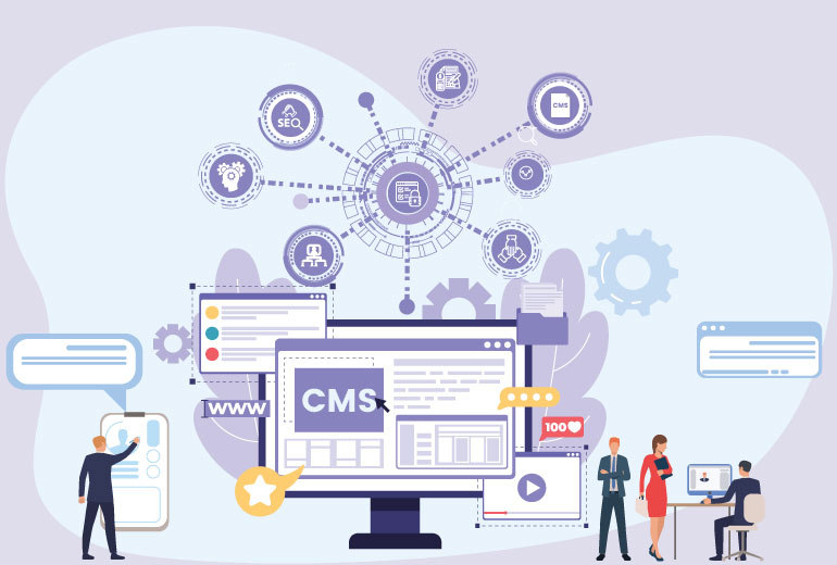How to choose the right content management system for your website?